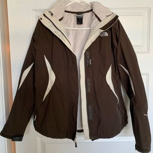 The North Face (2 in 1) Jacket